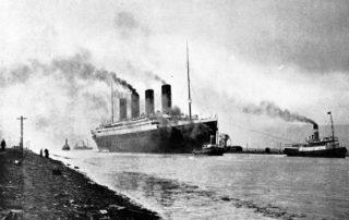 El Titanic creyó que no podía hundirse ni se preparó con protocolos